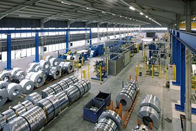 Laubach Factory Inside